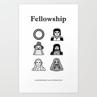 Fellowship of Icons Art Print
