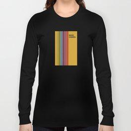 Retro Movie Long Sleeve T-shirt