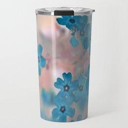 Forget-me-nots Travel Mug