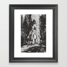 MANacle Framed Art Print