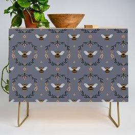Ode to the Bumblebee Credenza