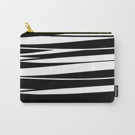Organic No.9 Black & White #design #society6 #artprints Carry-All Pouch
