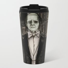 Downton Abbey Normal (Young Frankenstein Mashup) Travel Mug