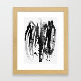 Watercolors 14A Framed Art Print