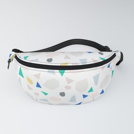 Colorful Mosaic Fanny Pack