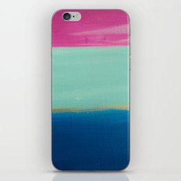 Blocked iPhone Skin