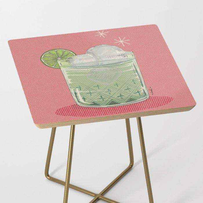 LEMON TONIC Side Table