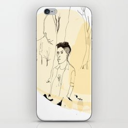 Young Londoner iPhone Skin