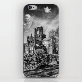 Kirkstall Abbey Monastery iPhone Skin