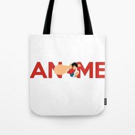 Anime Manga Inspired Shirt Tote Bag