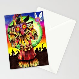 Majora's Mask Stationery Cards