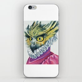Ruffled Feathers iPhone Skin