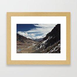 Asia 36 Framed Art Print