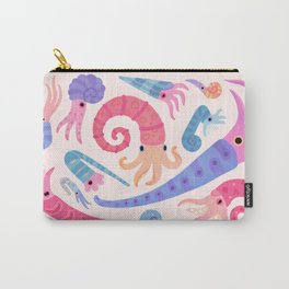 Ancient cephalopods Carry-All Pouch