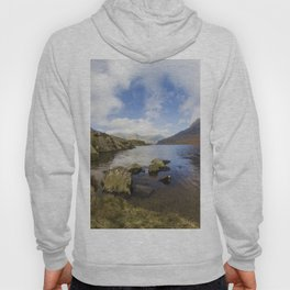 Two Hearts In The Sky Hoody