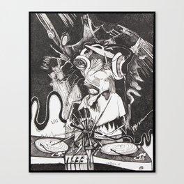 50000 Watts Canvas Print