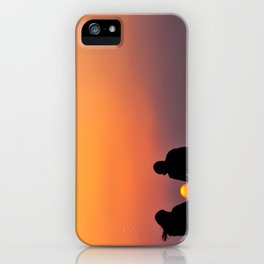 Love doesn't come in convenient packages. iPhone Case