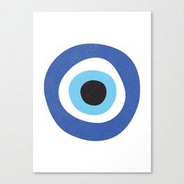 Evi Eye Symbol Canvas Print