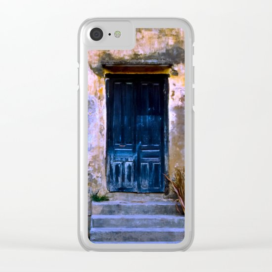 Chinese Facade of Hoi An in Vietnam Clear iPhone Case