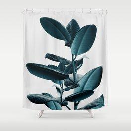 Ficus Shower Curtain