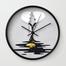 Another Cosmos Wall Clock