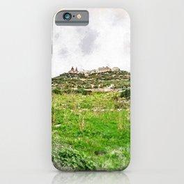 Malta Ghadira #malta iPhone Case