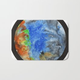 Space Confined Bath Mat