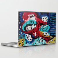 madonna Laptop & iPad Skins featuring Lady Madonna by Lisa Brown Gallery