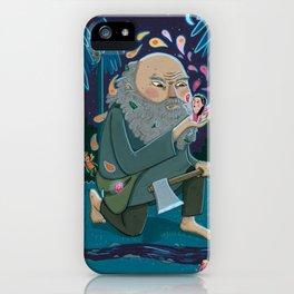 Giant & Fairies iPhone Case