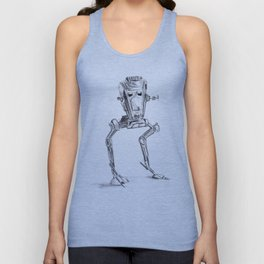AT ST Unisex Tank Top