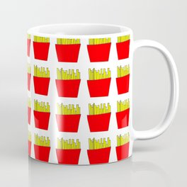 French fries -fries,patatoes,fast food,patato,frites,wedges,patata Coffee Mug