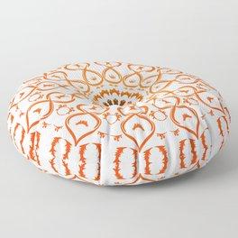 Soul mandala Floor Pillow