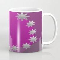 constellation Mugs featuring Constellation by Mirabella Market