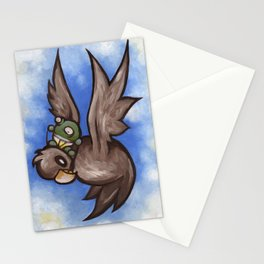 Woo Horsie Stationery Cards