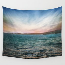 Roatan Sunset II Wall Tapestry