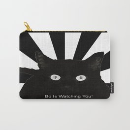 Bo Is Watching You! Carry-All Pouch