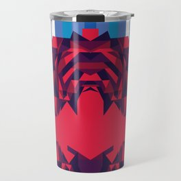 Mozaic Series  Last Soldier Travel Mug
