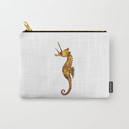 Seahorse Popstar Carry-All Pouch