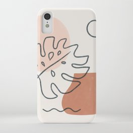 a warm feeling iPhone Case