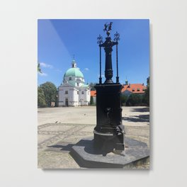 St. Kazimierz Church Metal Print