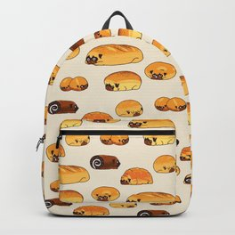 Bread Pugs Backpack