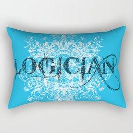 Logician Rectangular Pillow