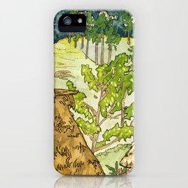 Lanquin, Guatemala iPhone Case