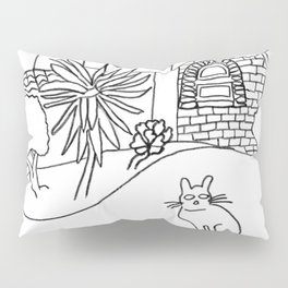 Garden Of Malaga Pillow Sham