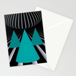 games with geometry -139- Stationery Cards