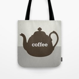 Coffee/Tea Tote Bag