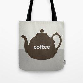 Coffee/Tea Tote Bag