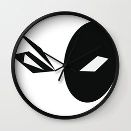 Domino (X-Force) Wall Clock