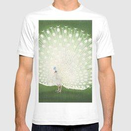 Ohara Koson - Peacock T-shirt