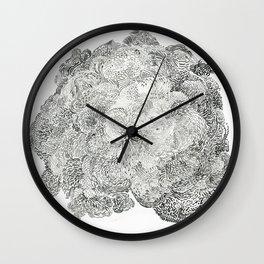 Brainflow Wall Clock